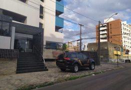 Polícia Federal volta às ruas para cumprir mais uma fase da Operação Xeque Mate em Cabedelo