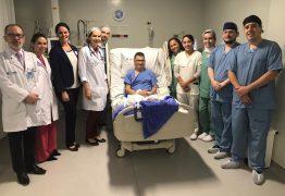 UMA NOVA CHANCE: Paciente de transplante de coração já está na mesa de cirurgia em hospital da Paraíba