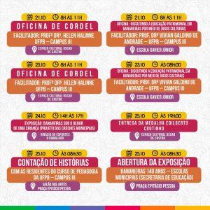 WhatsApp Image 2019 10 23 at 10.06.07 1 300x300 - Bananeiras realiza I Festival Literário nos dias 21 a 27 de Outubro