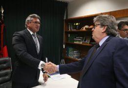 'FOCO NOS INTERESSES DA PARAÍBA': Julian Lemos avalia como 'muito produtivo' encontro com João Azevêdo em Brasília