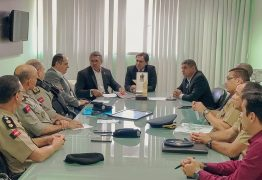 FOCO NA SEGURANÇA PÚBLICA: após encontro com João, Julian se reúne com secretário Jean Nunes para discutir implementação de recursos