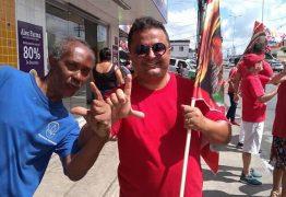 PT Paraíba comemora aniversário de Lula com ações pela liberdade do ex-presidente