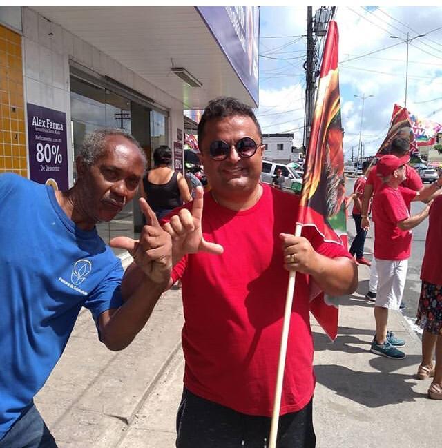 a9963b0b 195e 40e9 aace 361d79bdf8fd - PT Paraíba comemora aniversário de Lula com ações pela liberdade do ex-presidente