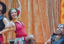 Palco Giratório traz espetáculos e oficinas em mais uma etapa na Paraíba