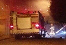 Quatro vítimas são socorridas após incêndio em imóvel, na Grande João Pessoa