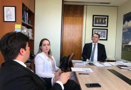 Eduardo debate empreendedorismo com deputado Vitor Lippi, idealizador do projeto do Centro de Desenvolvimento Regional