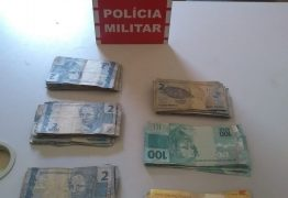 Dupla é presa suspeita de aplicar golpes contra comerciantes na PB
