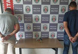Polícia prende dois suspeitos de tentar fraudar provas do concurso da Fundac, em JP