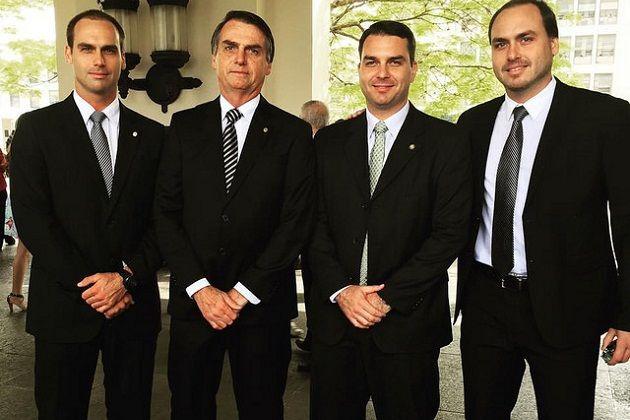 e944660f0789f51b38d2d6f7e29870ff - ESQUEMA DE NOMEAÇÕES: Filhos de Bolsonaro têm 116 cargos nomeados no Congresso