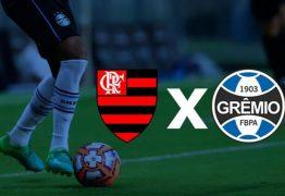 Flamengo enfrenta Grêmio nesta quarta e busca quebrar jejum de 38 anos