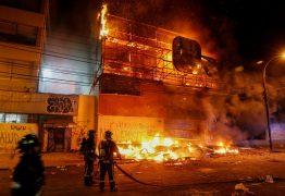 Sobe para 11 o número de mortos nos protestos do Chile