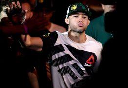 Marlon Moraes celebra luta contra José Aldo no UFC 245: 'Ídolo de todo lutador de MMA brasileiro'