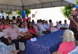 Evento do Outubro Rosa e Novembro Azul reúne mais de 100 profissionais de saúde em São José de Piranhas