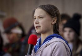 Greta Thunberg rejeita prêmio ambiental: 'O movimento precisa que os políticos e as pessoas com poder ouçam a ciência'