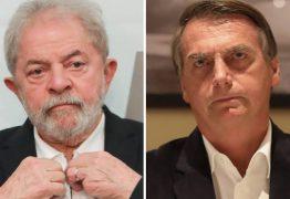 PESQUISA VEJA/FSB: Bolsonaro lidera intenções de votos para 2022 e venceria Lula no segundo turno