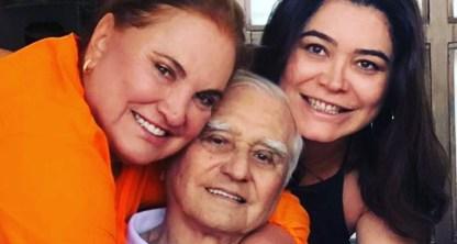 ivanildotome - LUTO: Morre o médico Ivanildo Tomé de Arruda, pai da cantora Renata Arruda