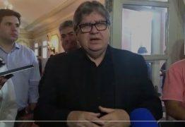 Governador lança Programa Opera Paraíba e promete: 'No final do governo teremos zerado a fila de espera de cirurgias' – VEJA VÍDEO
