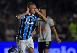 Grêmio vence Vasco fora de casa e chega ao G6