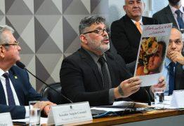 Frota diz em CPI que Bolsonaro protege e financia 'terroristas virtuais'