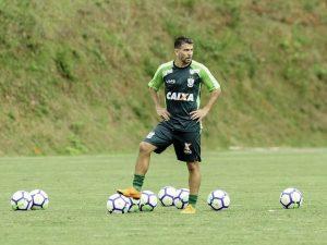 treino13042018 58jpg800x600q100box 043330102687cropdetail 300x225 - RETORNO PREVISTO: Leandro Donizete deve retornar ao Santos nesta sexta