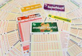 Governo decide aumentar preço das loterias; aposta da Mega-Sena custará R$ 4,50