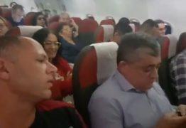 Deputado do PT é hostilizado durante voo e agressor chora ao ser preso – VEJA VÍDEO
