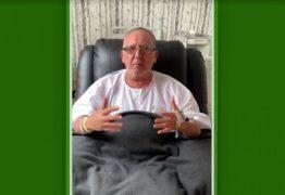 Galvão Bueno recebe alta da UTI e agradece mensagens