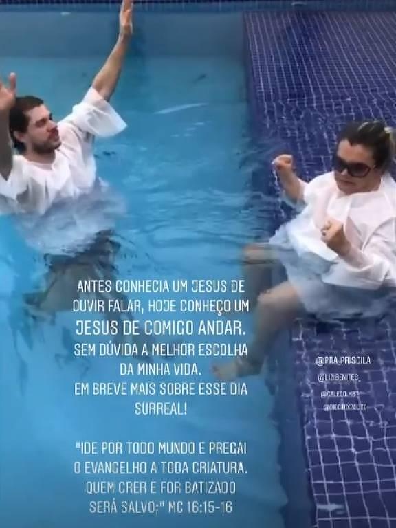 15744637355dd868f7dba10 1574463735 3x4 md - Namorado de Diego Hypolito é batizado em Igreja evangélica
