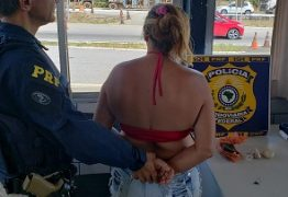 Mulher é presa com substâncias análogas a maconha e crack em Manmanguape