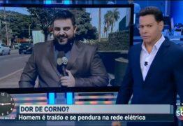 HUMILHAÇÃO: Depois de ser chamado de 'corno' em telejornal, homem é encontrado morto