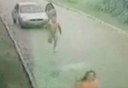 Homem é preso após correr nu atrás de mulher em Búzios – VEJA VÍDEO