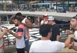 Torcedor do River Plate imita macaco e revolta flamenguistas