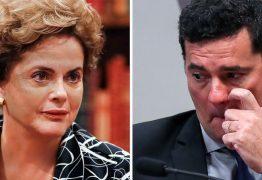 Dilma diz que seu pedido de prisão revela o esforço inconsequente do ministro Sérgio Moro 'no afã de perseguir adversários políticos'