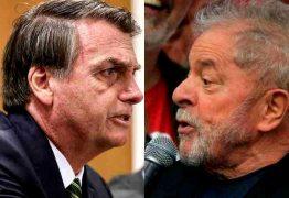 Bolsonaro ameaça prender Lula: 'quando tivermos mais do que certeza de que ele está nesse discurso para atingir os seus objetivos'