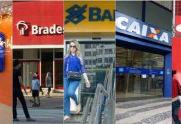 Protesto contra MP 905 vai retardar abertura das agências bancárias de João Pessoa em uma hora nesta quinta-feira