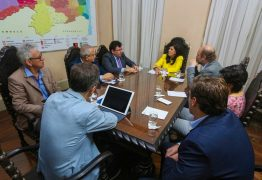 EDUCAÇÃO, CIÊNCIA E TECNOLOGIA: Governadora em exercício discute parcerias com representantes do BID