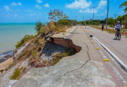 Após notificação do TCE, PMJP nega pagamento à empresa responsável por obra na barreira do Cabo Branco