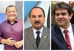 PRÉ-CANDIDATOS A PMJP: primeiros colocados em enquete sobre eleições comemoram intenções de votos