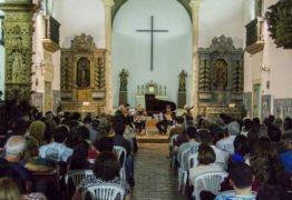 Igrejas do Carmo e São Francisco recebem concertos gratuitos do Festival Internacional de Música Clássica