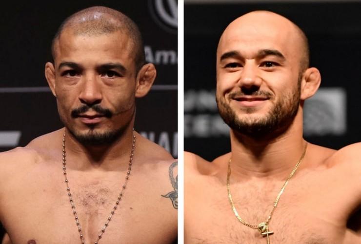 Capturar 1 - Marlon Moraes enfrenta José Aldo em dezembro pelo UFC