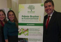 Projeto da UFPB em parceria com PMJP ganha Prêmio Braztoa de sustentabilidade – VEJA VÍDEO