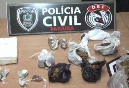 DELIVERY DO TRÁFICO: Suspeitos utilizavam entregadores de comida para levar drogas em JP