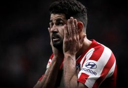 Diego Costa é operado com sucesso, mas só deve voltar aos gramados em 2020