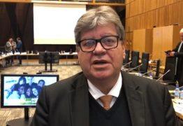 Na Europa, João Azevêdo diz ter 'esperança' de investimentos no Nordeste; VEJA VÍDEO