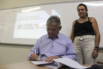 Luciano Carneiro secretário 360x240 - Parceria garantirá descentralização do Cedmex para Santa Rita