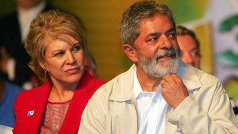 """Lula e Marta - Lula prefere """"Martaxa"""" a Erundina. Mas o """"pajé"""" nunca a absorveu!"""