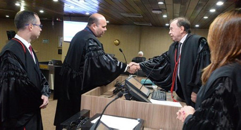 Márcio Maranhão 1024x553 - Márcio Maranhão é empossado como juiz membro da Corte Eleitoral