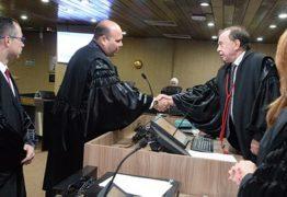 Márcio Maranhão é empossado como juiz membro da Corte Eleitoral