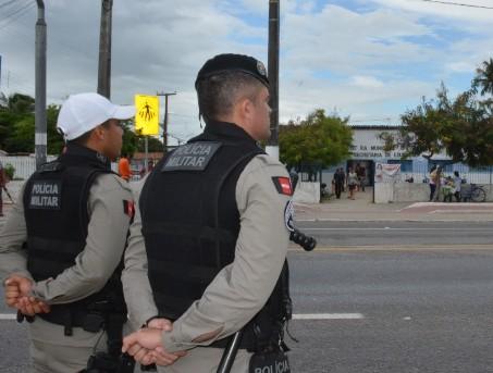 POLICIA MILITAR 17 03 2019 - Ministério Público recomenda que PMs paraibanos usem câmeras durante exercício da função