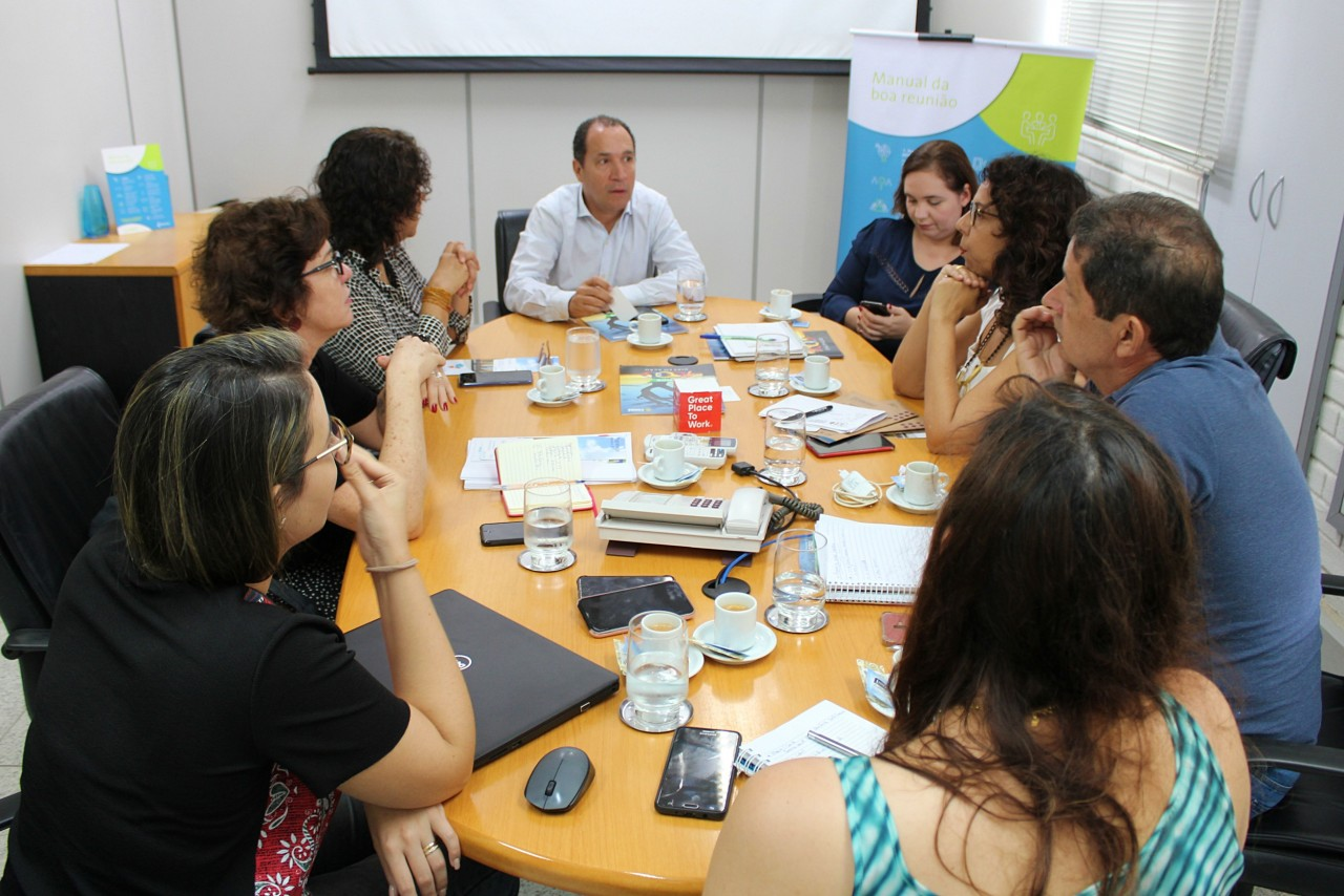 Reunião Energisa Fotos LeandroSantos Secomd 5 - Prefeita Márcia Lucena e Presidente da Energisa discutem ações e parceiras para o município de Conde
